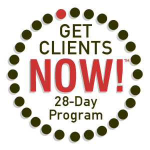Get Clients Now! ~ What is it?