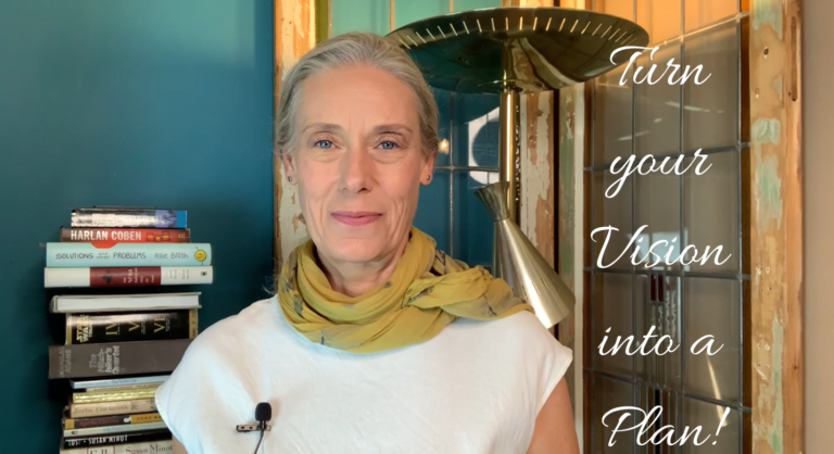 Kristine Carey Turn your vision into a plan